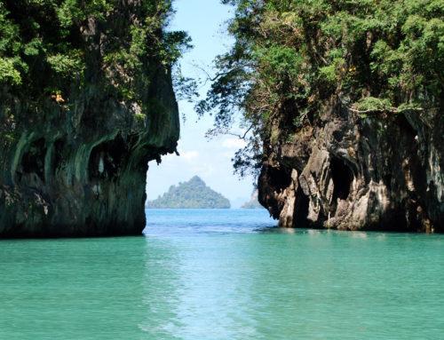 Tailandia: triángulo de oro y Phuket