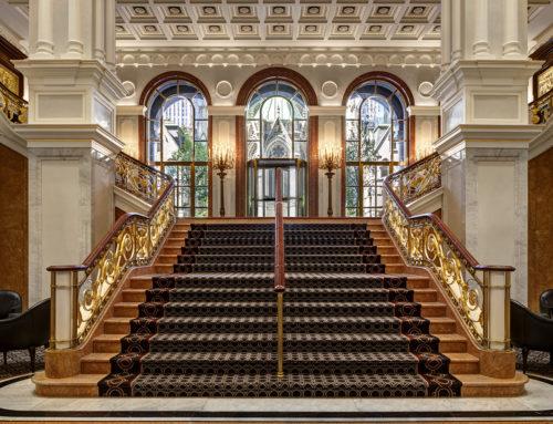 Un hotel de lujo reinventado de la ciudad de Nueva York