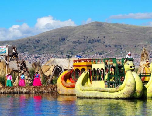 Una de las más grandes maravillas naturales de Perú: El Lago Titicaca