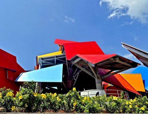 Museo de la Biodiversidad en Panamá