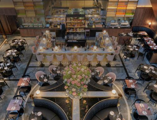 German Gymnasium: el restaurante más bonito del mundo