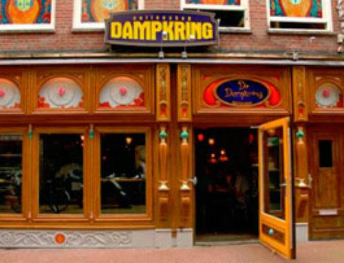 CoffeShops de Ámsterdam