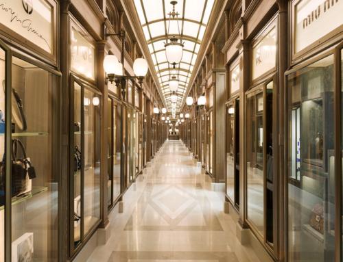 El mítico hotel Ritz en París.
