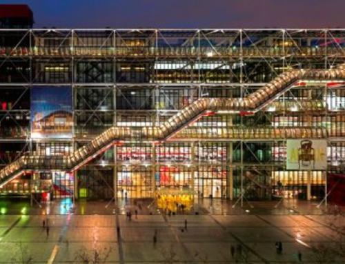 Arte moderno en París: Centre Pompidou