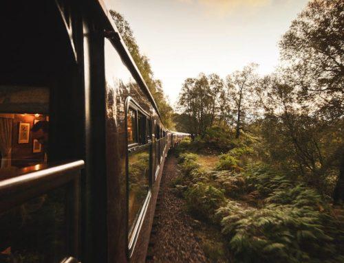 Escocia con estilo a bordo de un tren de lujo